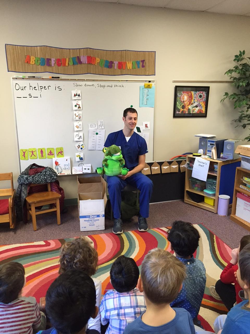 st louis park preschool preschool presentation for children s dental health month 356
