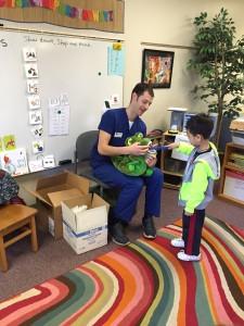 Luke with preschool 2 2016